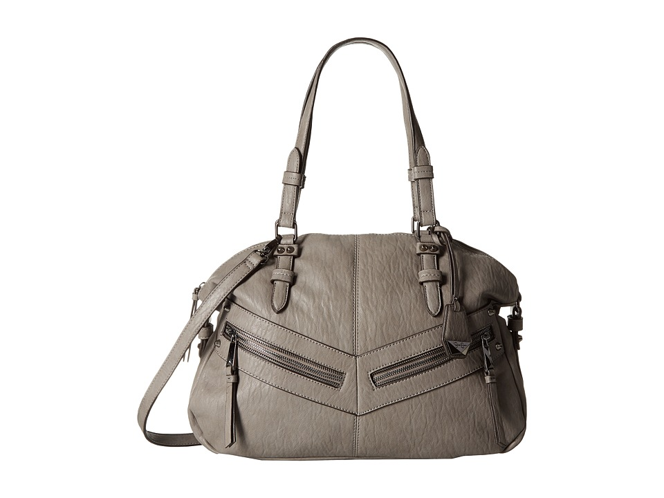 Jessica Simpson - Hudson Satchel (Steel) Satchel Handbags