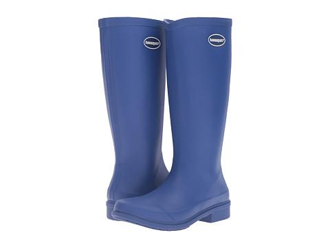 Havaianas Galochas Hi Matte Rain Boot - Marine Blue