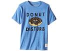 The Original Retro Brand Kids Donut Disturb Short Sleeve Tri-Blend Tee (Little Kids/Big Kids)