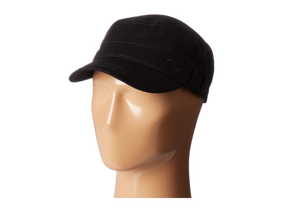 Roxy - Castro (Anthracite) Caps