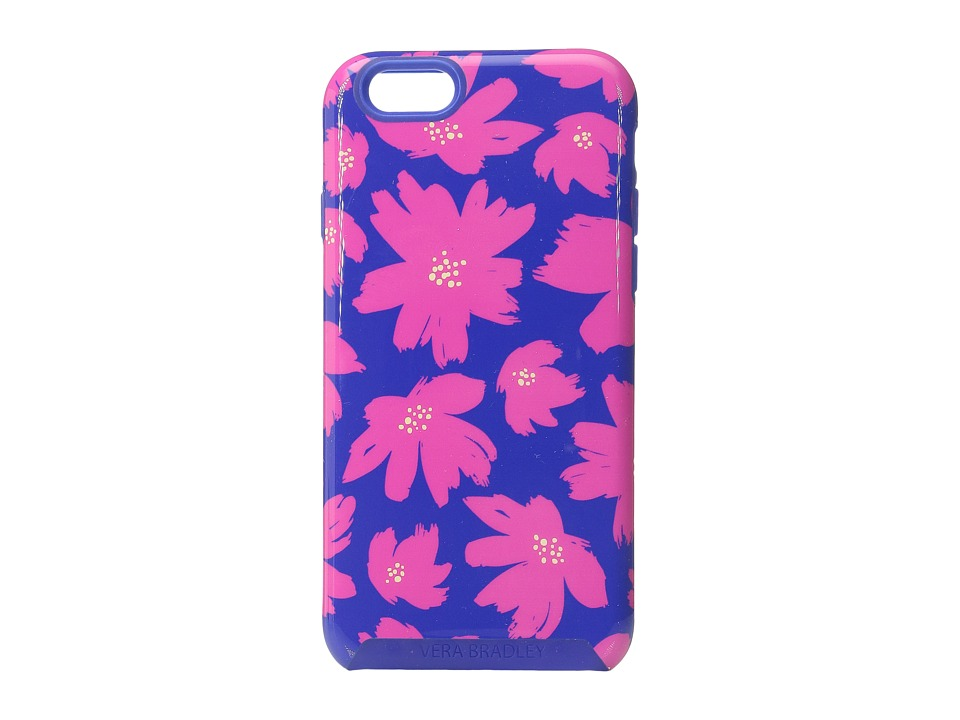 Vera Bradley - Hybrid Case for iPhone 6/6s (Art Poppies) Cell Phone Case