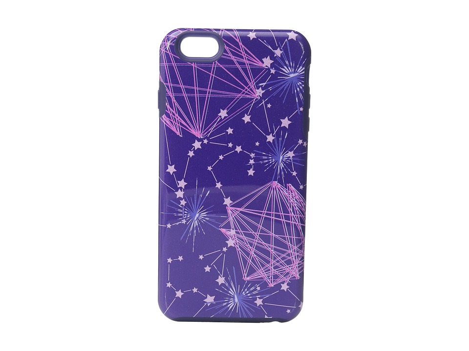 Vera Bradley - Hybrid Case for iPhone 6 Plus/6s Plus (Celestial Lilac) Cell Phone Case