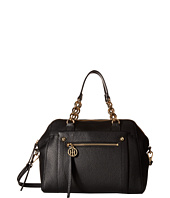 Tommy Hilfiger - Tessa - Pebble Leather Convertible Dome Satchel