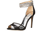Badgley Mischka - Gazelle (Black Satin/Mesh)