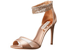 Badgley Mischka - Gazelle (Latte Satin/Mesh)