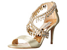 Badgley Mischka - Grammy II (Platino Metallic Suede)