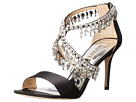 Badgley Mischka - Grammy (Black Satin)