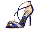 Badgley Mischka - Gala (Indigo Satin/Mesh)