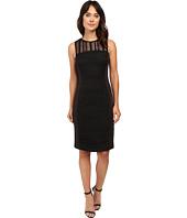 Taylor - Lace/Scuba Dress