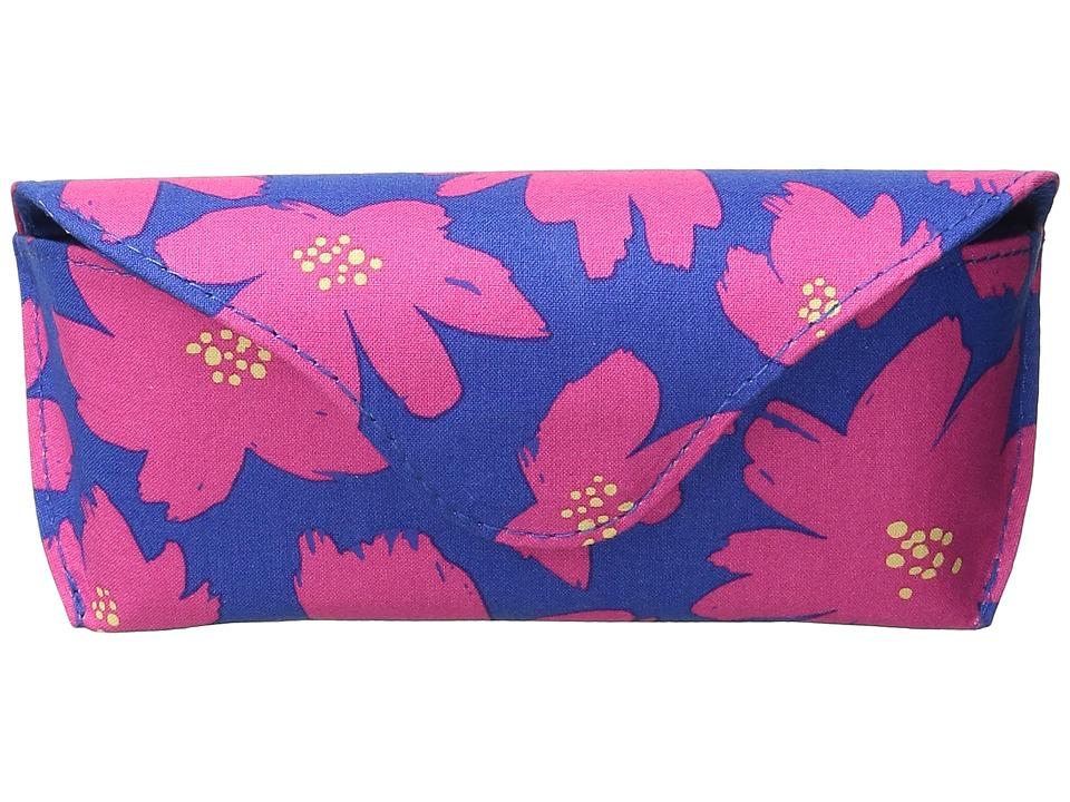 Vera Bradley - Eyeglass Case (Art Poppies) Cosmetic Case