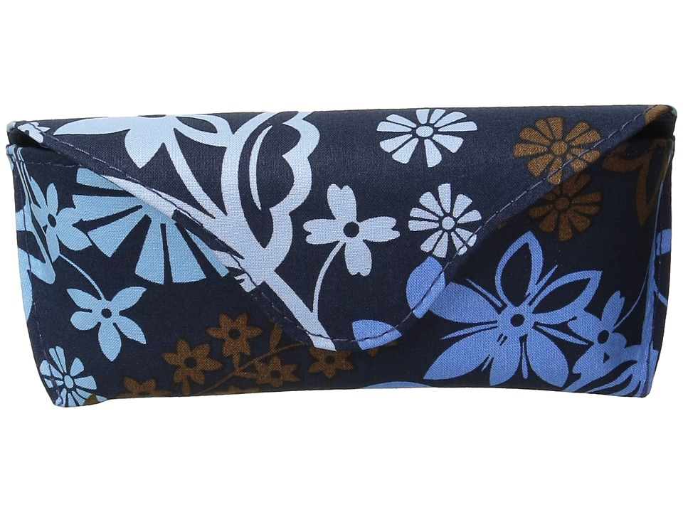 Vera Bradley - Eyeglass Case (Java Floral) Cosmetic Case