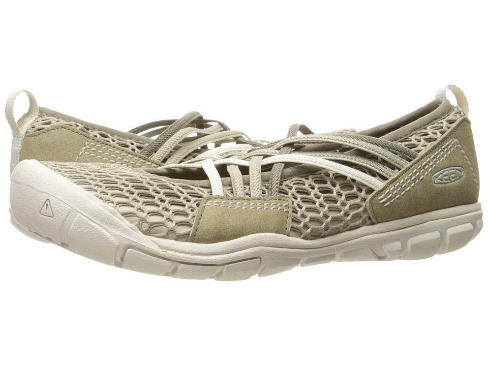 Keen CNX Zephyr Crisscross (Brindle) Women's Shoes