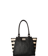 Nine West - Side Striped Satchel