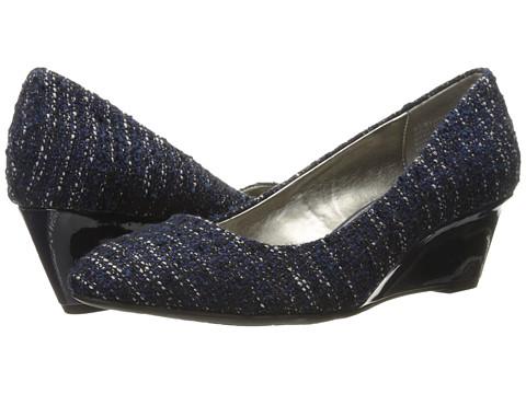 Bandolino Franci - Navy Tweed/Gros Grain