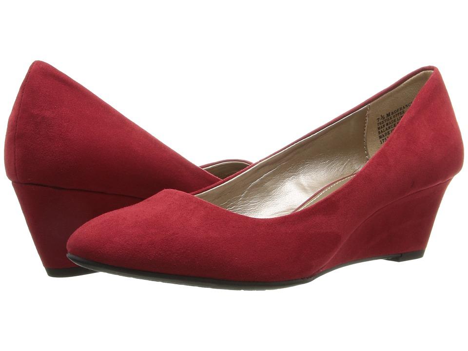 Bandolino Franci (Red) Women