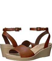 Crocs - Leigh-Ann Ankle Strap Leather
