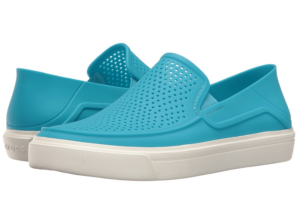 Crocs CitiLane Roka Slip-On (Electric Blue) Women