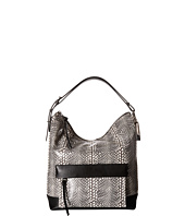 COACH - Bleecker Pinnacle Painted Snake Hobo