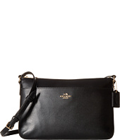 COACH - Crossgrain Leather East/West Pop Crossbody