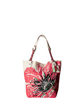 COACH - Poppy Placed Flower Large Tote