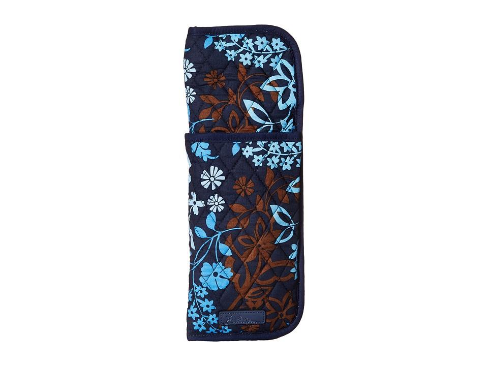 Vera Bradley - Curling Flat Iron Cover (Java Floral) Handbags