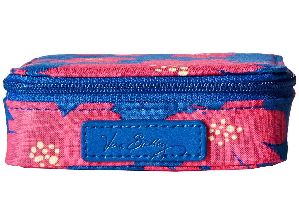 Vera Bradley - Travel Pill Case (Art Poppies) Travel Pouch