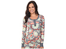 Henley Pajama Top
