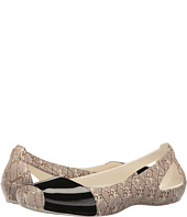 Crocs - Sienna Shiny Animal Print