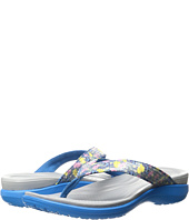 Crocs - Capri V Graphic Sequin Flip