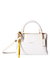 COACH - The Micro Mini Borough Edgepaint Leather