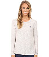 U.S. POLO ASSN. - Long Sleeve Hatchi T-Shirt Sweater