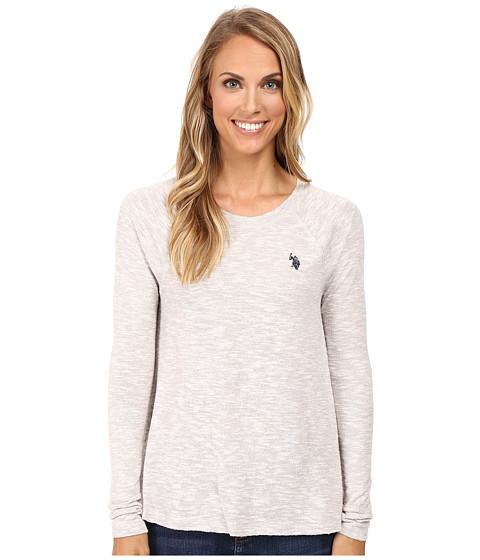 U.S. POLO ASSN. Long Sleeve Hatchi T-Shirt Sweater