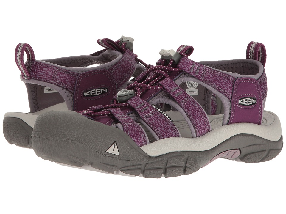 Keen Newport H2 (Deep Purple/Purple Sage) Women