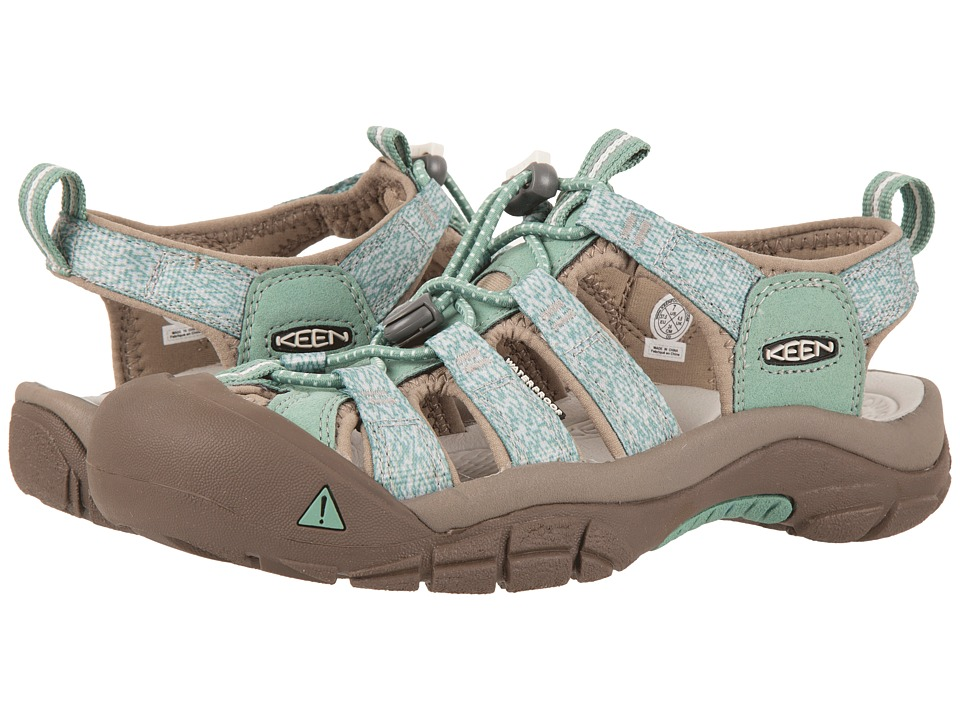 Keen Newport H2 (Malachite/Silver Branch) Women