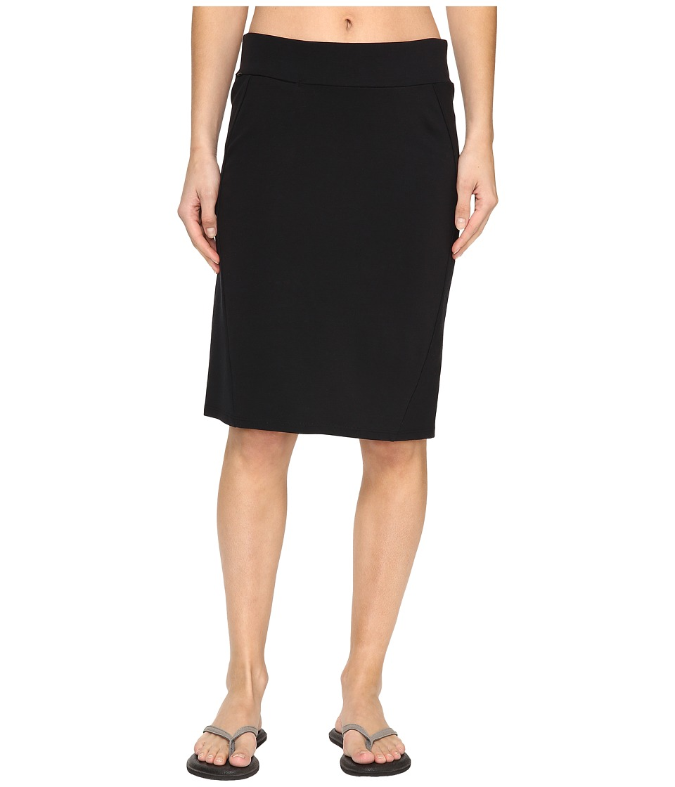 Toad&Co Transita Skirt (Black) Women