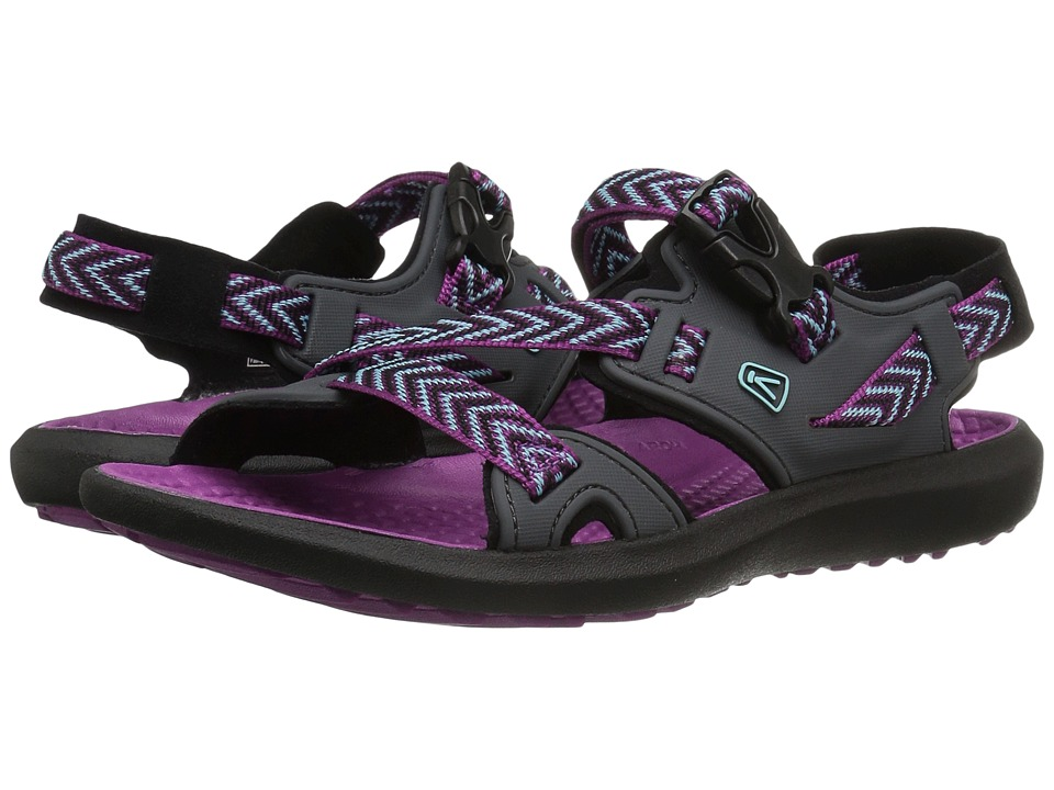 Keen Maupin (Magnet/Purple Wine) Women