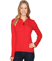 U.S. POLO ASSN. - Donegal Cable Hoodie Sweater