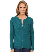 U.S. POLO ASSN. - Donegal Cable Cardigan Sweater