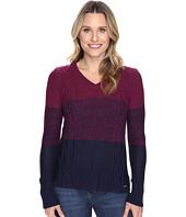 U.S. POLO ASSN. - Gradient Striped Sweater
