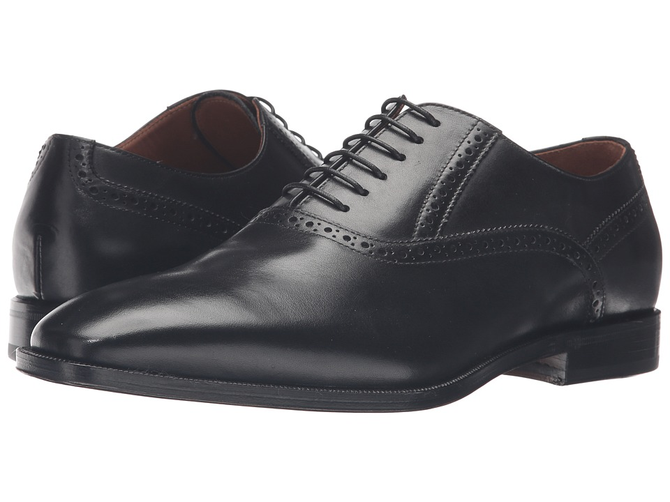Bruno Magli Yards (Black Calf) Men