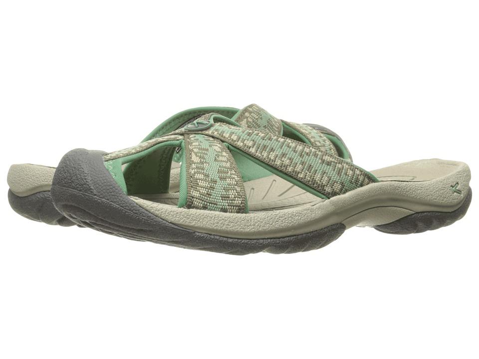 Keen Bali (Canteen/Malachite) Women's Shoes