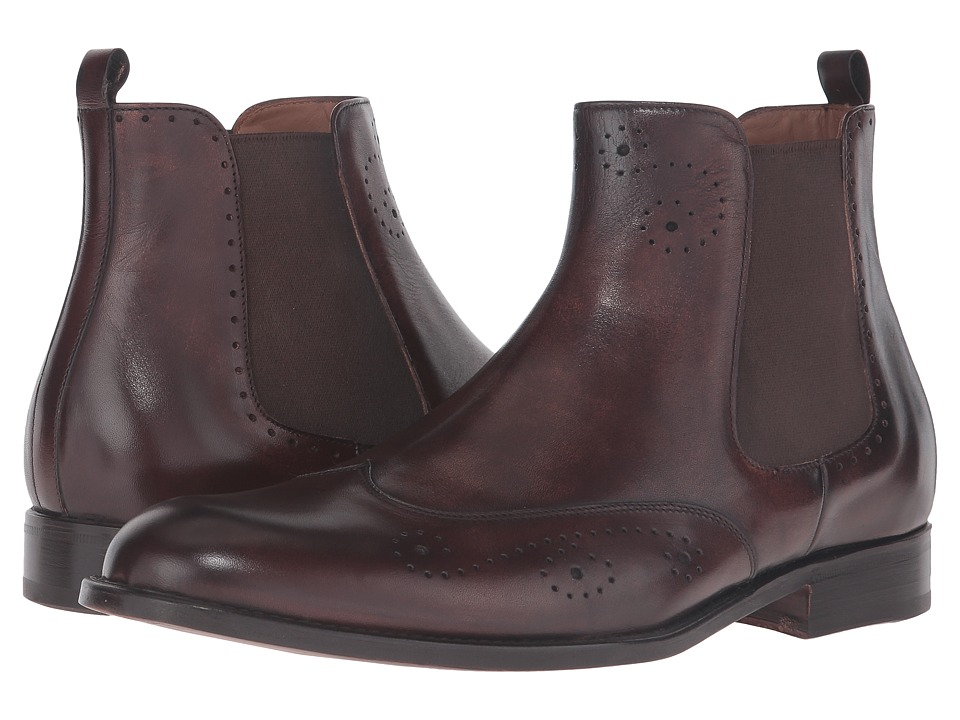 Bruno Magli - Filipo (Dark Brown Calf) Men