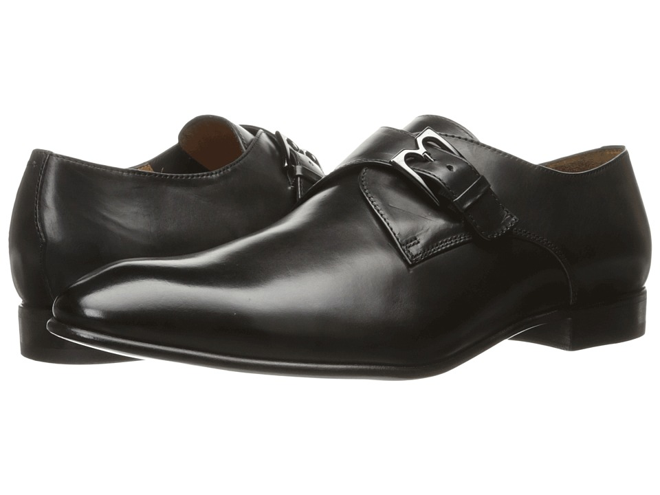 Bruno Magli Vitale (Black Calf) Men