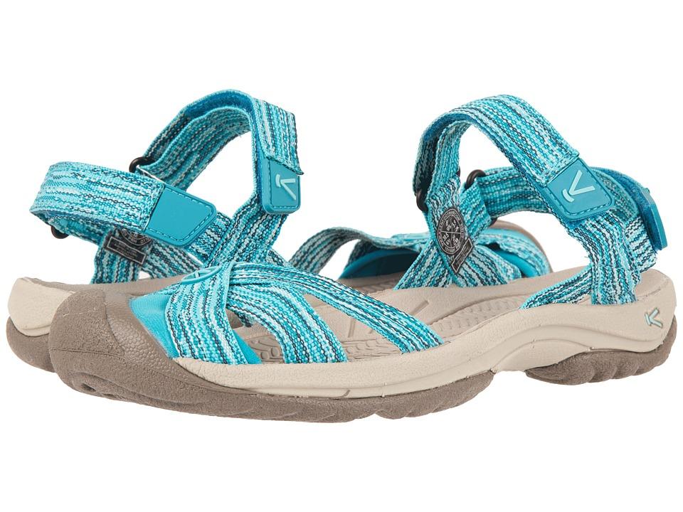 Keen Bali Strap (Radiance/Algiers) Women's Shoes