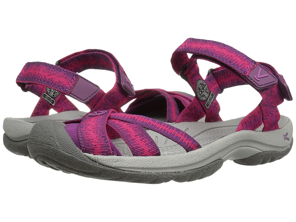 Keen Bali Strap (Purple Wine/Dark Purple) Women