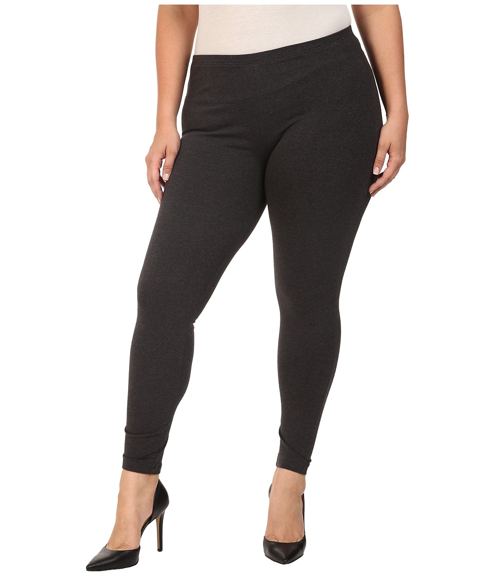 HUE HUE - Plus Size Cotton Legging