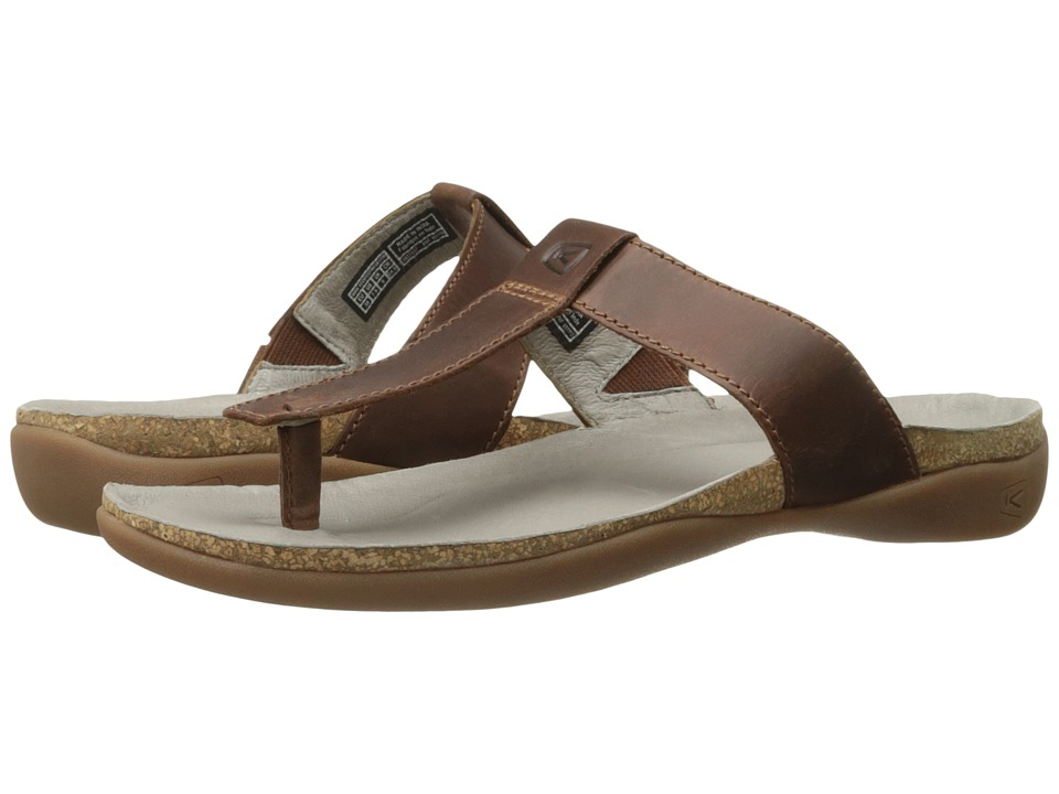 Keen Dauntless Flip (Tortoise Shell) Women