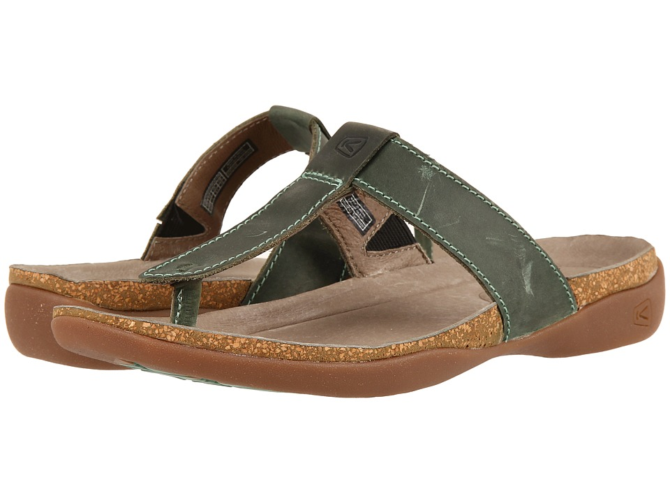Keen Dauntless Flip (Malachite) Women