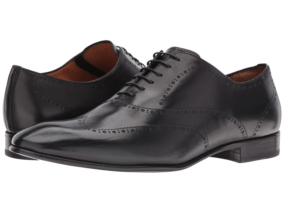 Bruno Magli Vittorio (Black Calf) Men