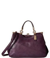 COACH - Madison Leather Carrie